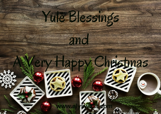 Yule Blessingsand A Very Happy Christmas