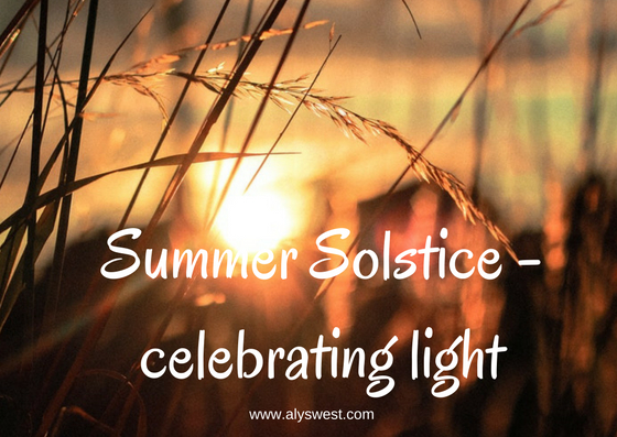 Summer Solstice -Celebrating the Light