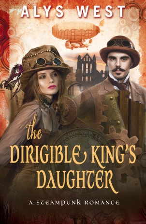 DIRIGIBLE KING'S DAUGHTER_FRONT_RGB_150dpi